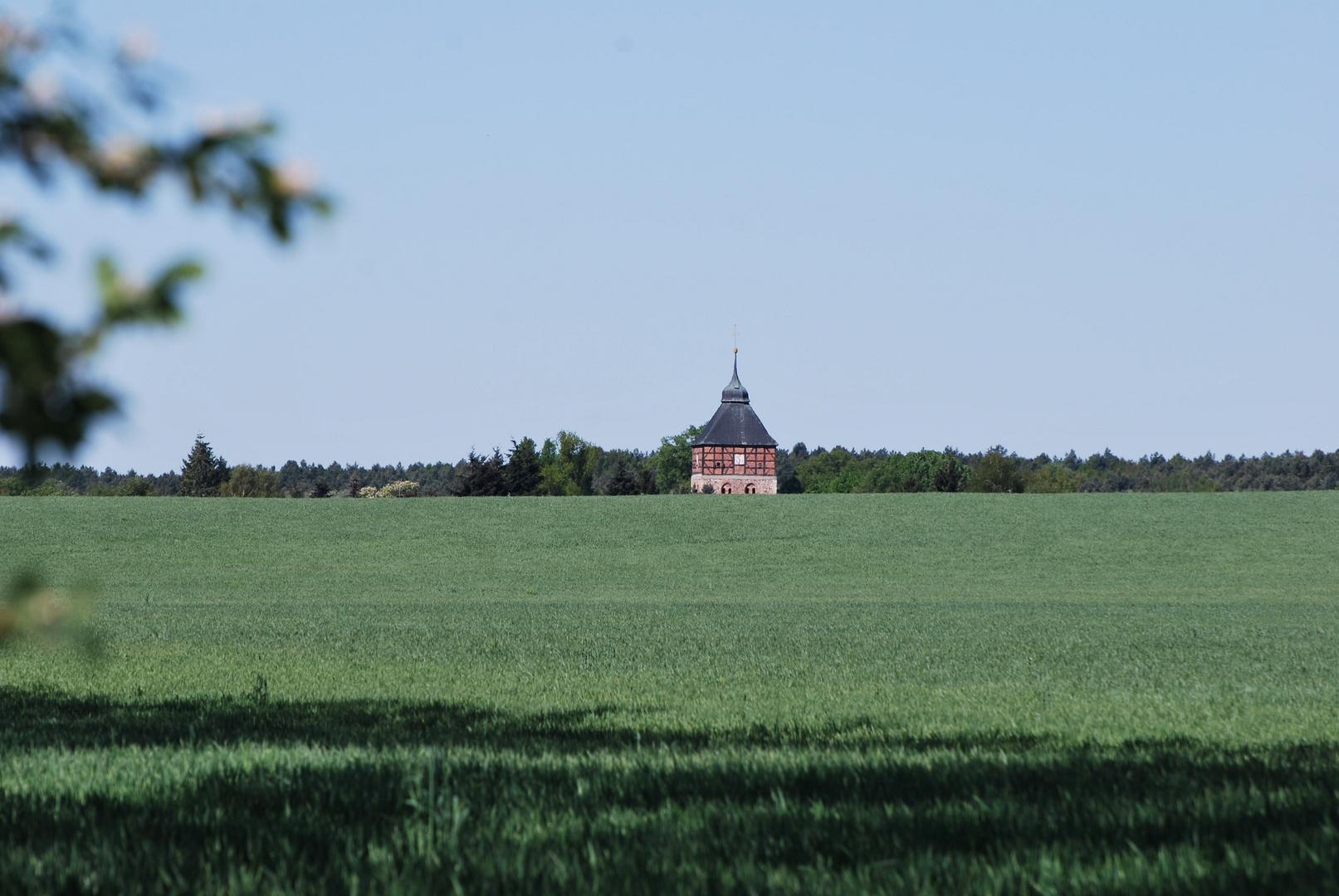 Kirche in Groß Schönebeck 2