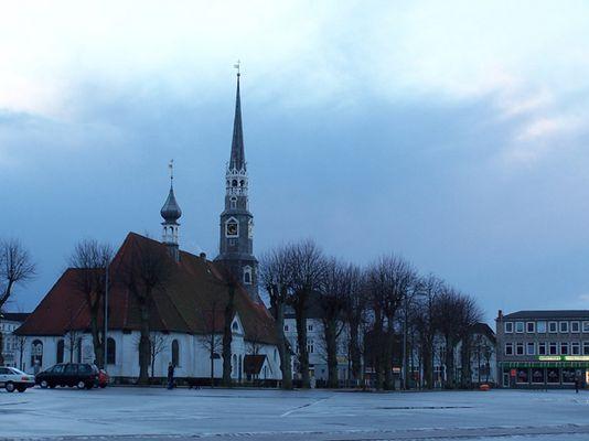 kirche in heide/holstein