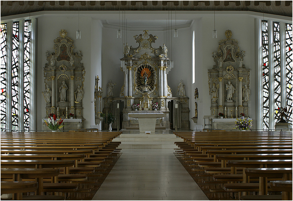Kirche in Hinterzarten
