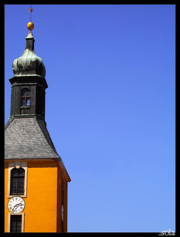 kirche in hohnstein