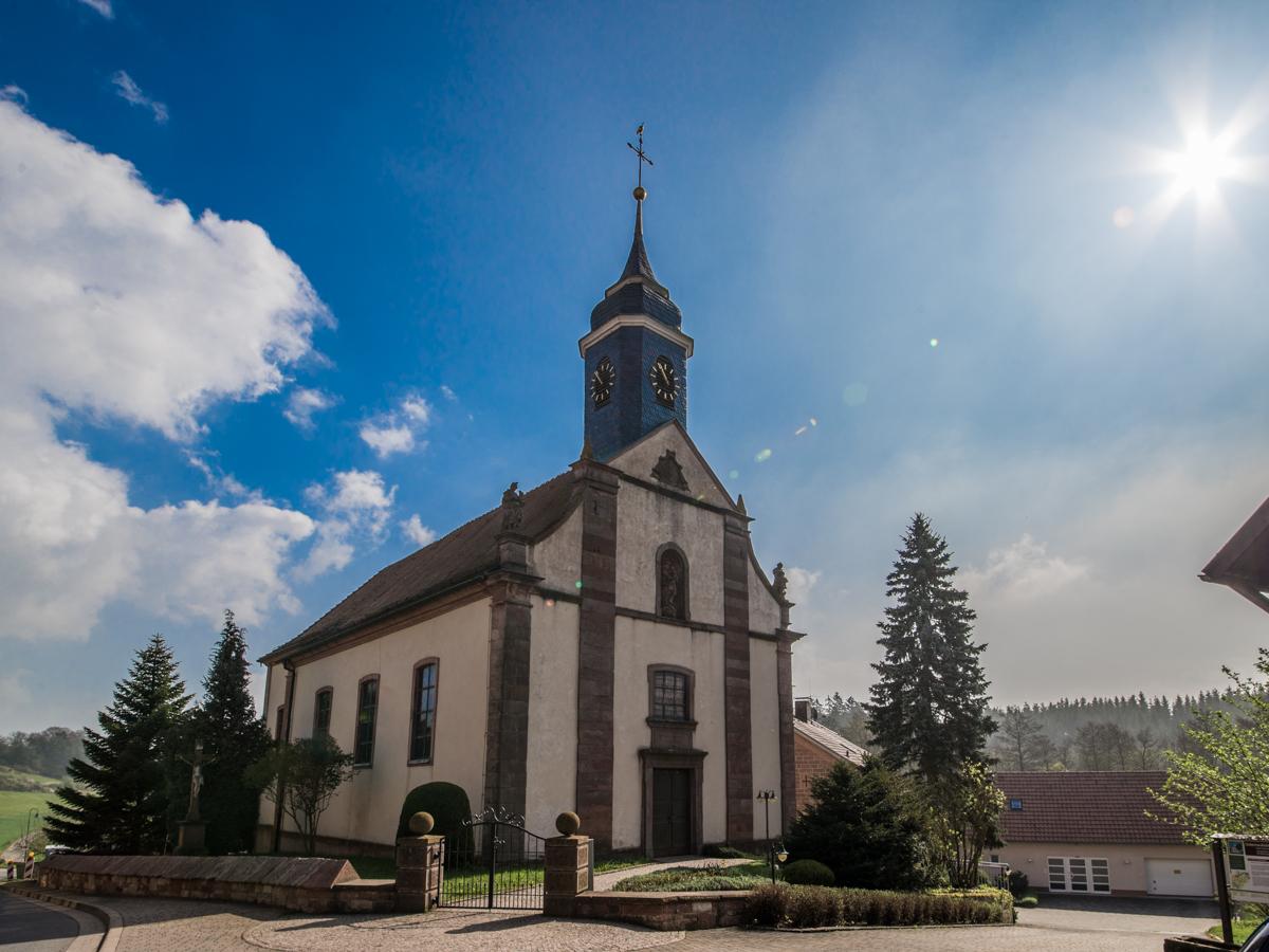 Kirche in Hollerbach