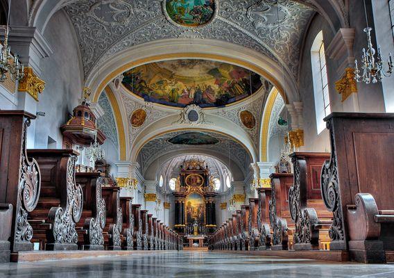 Kirche in Immenstadt