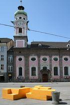 Kirche in Innsbruck (2)