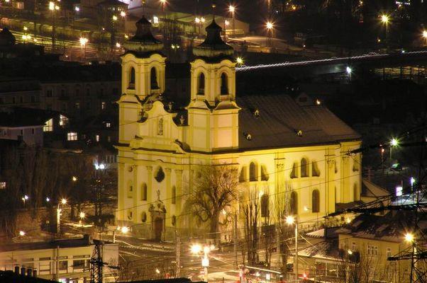 Kirche in Insbruck