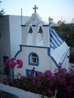 Kirche in Kamari