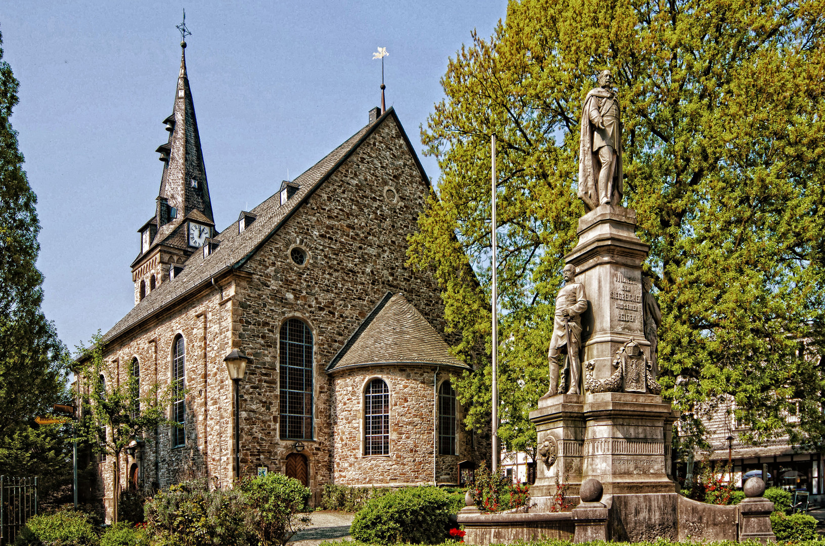 Kirche in Kettwig