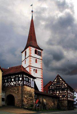 Kirche in Kirchensittenbach
