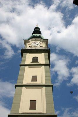 Kirche in Klagenfurt