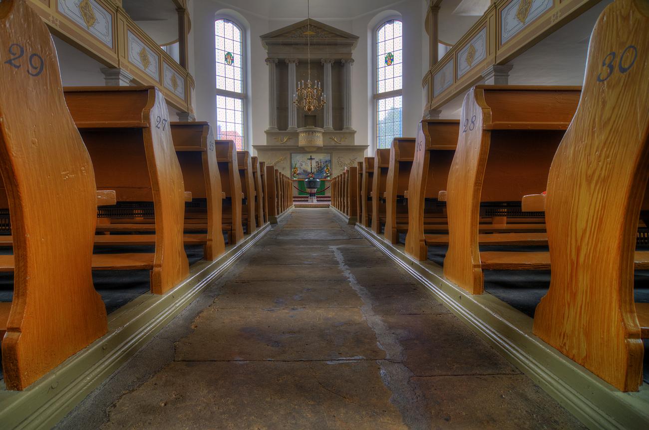 *** Kirche in Königstein ***