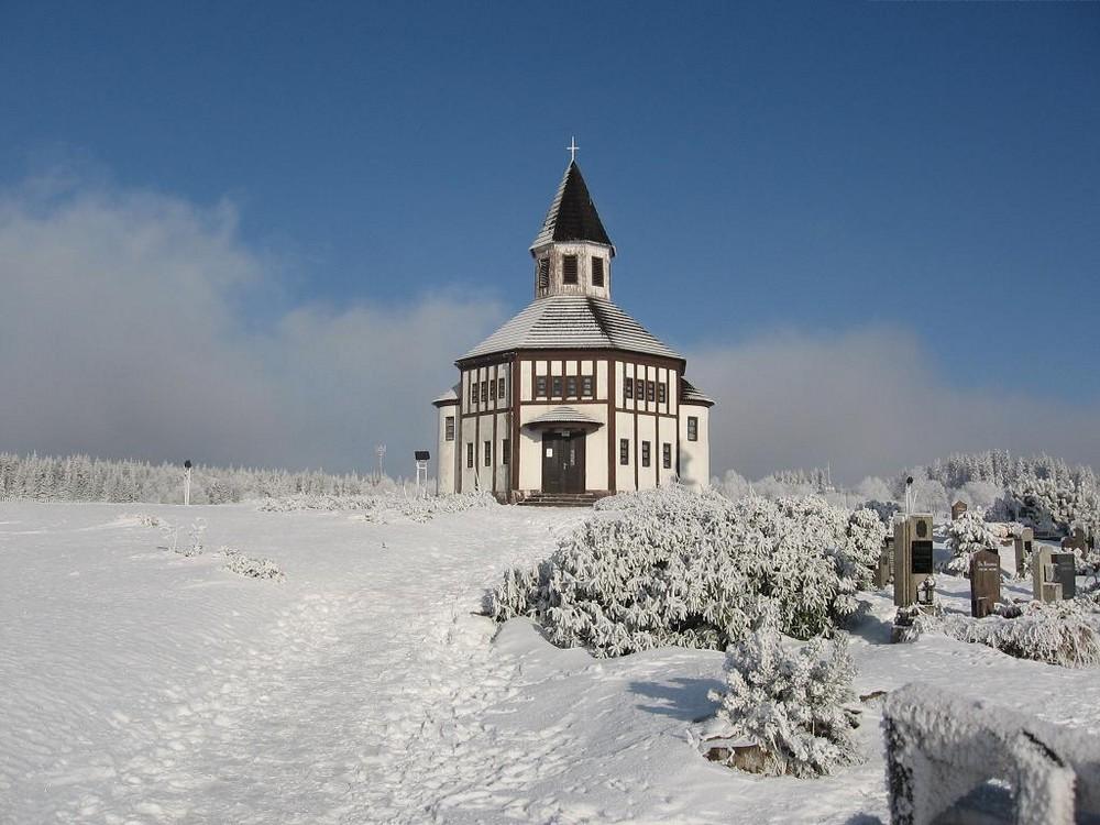 Kirche in Korenov