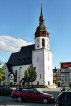 Kirche in Markranstädt bei Leipzig