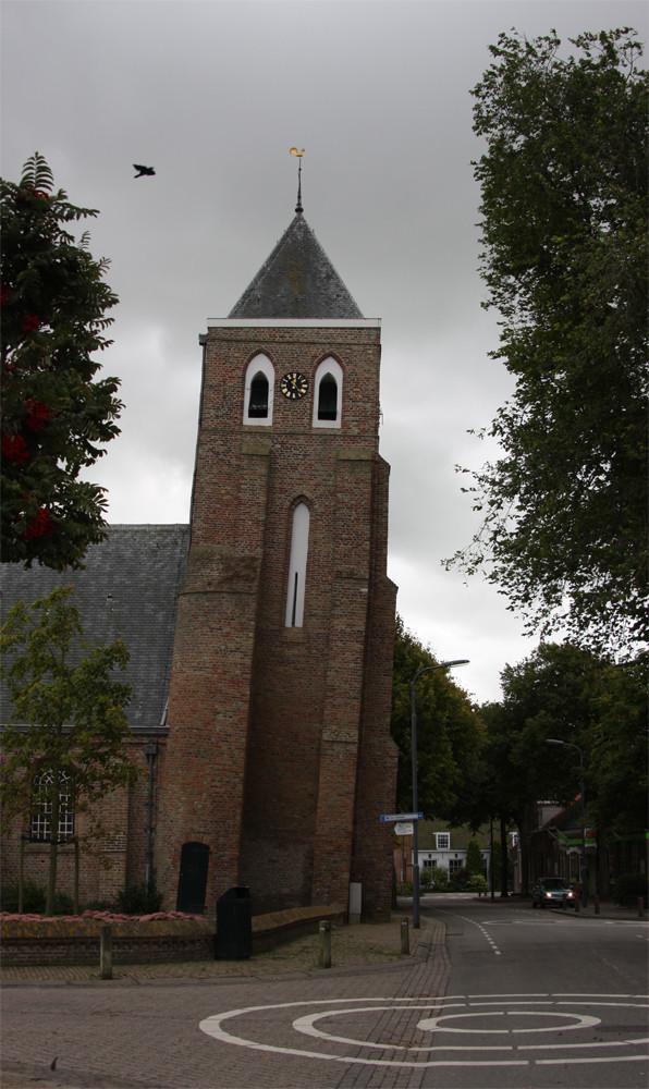 Kirche in Meliskerke (Holland/Walcheren)