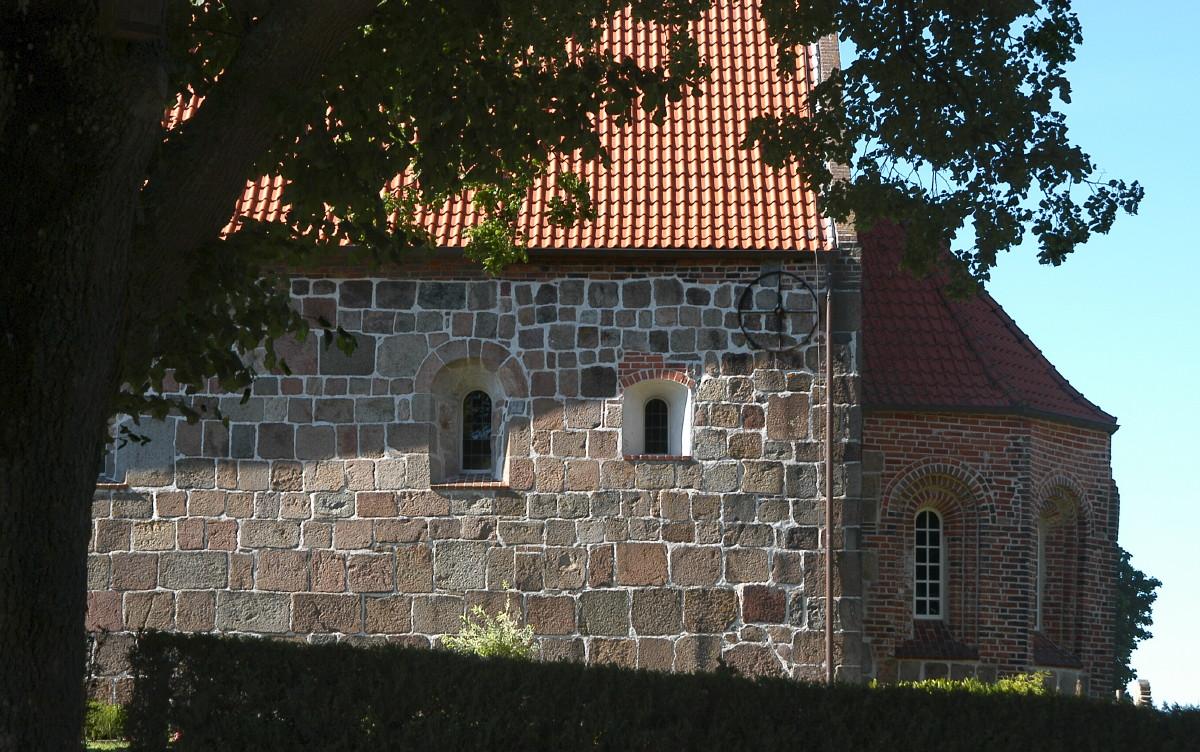 Kirche in Middels (Ostfriesland)