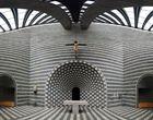 Kirche in Mogno von Mario Botta