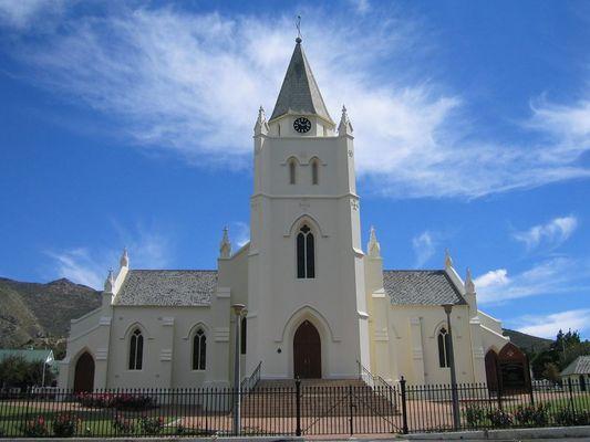 Kirche in Montagu (SA)