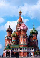 Kirche in Moskau