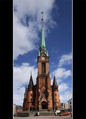 Kirche in Mylau