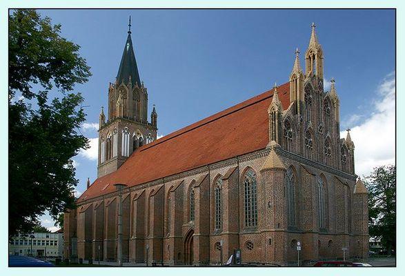 Kirche in Neubrandenburg