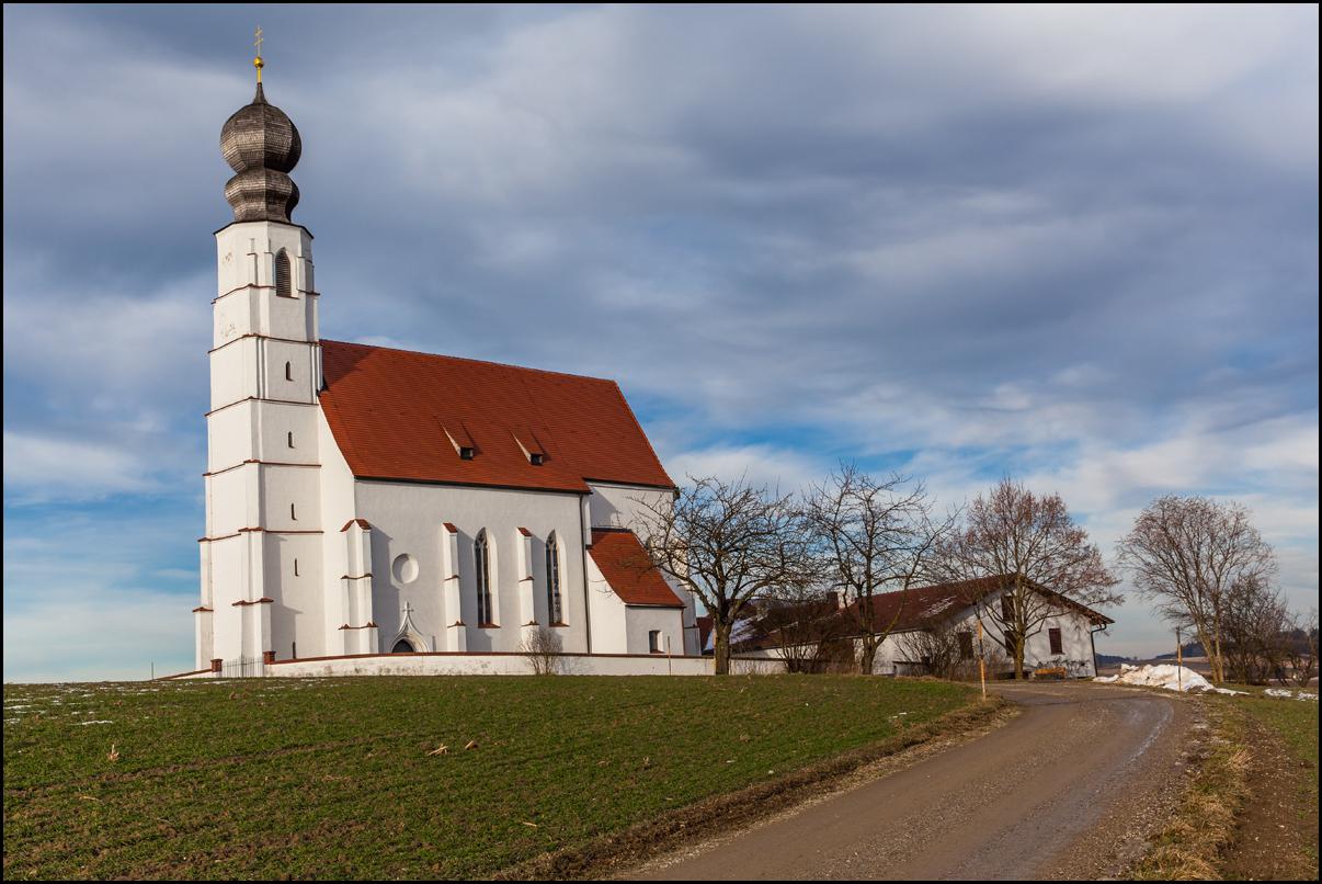 Kirche in Niklashaag