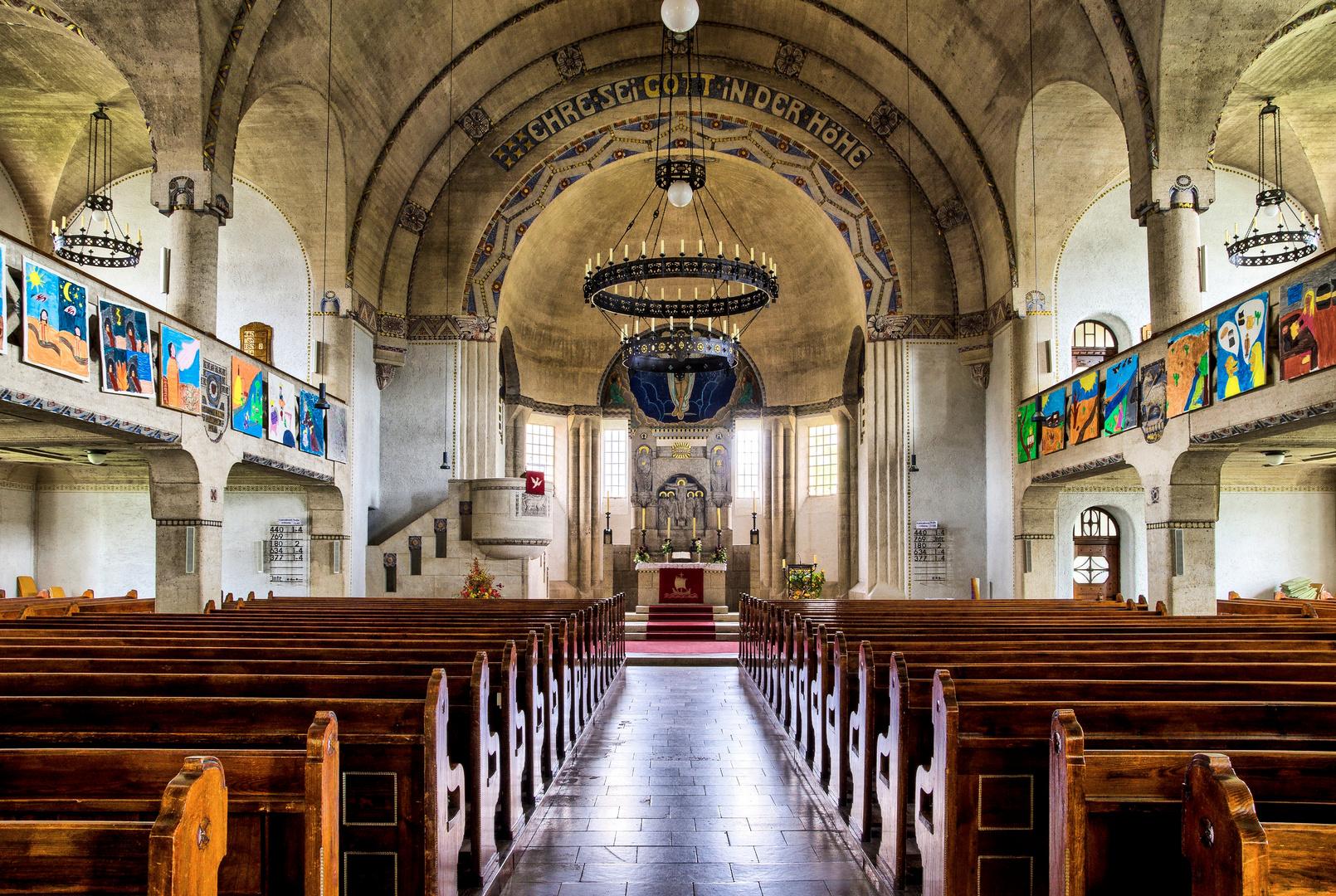 Kirche in Oberfranken