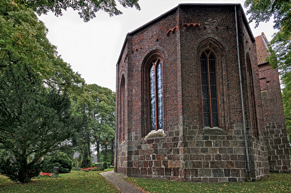 Kirche in Ostfriesland