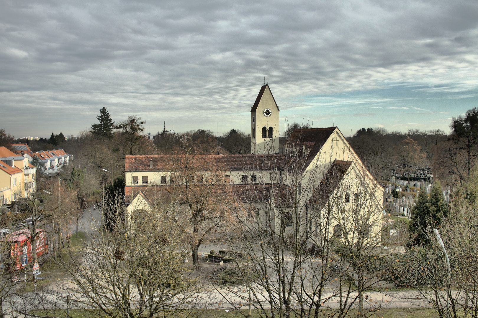 Kirche in Pasing