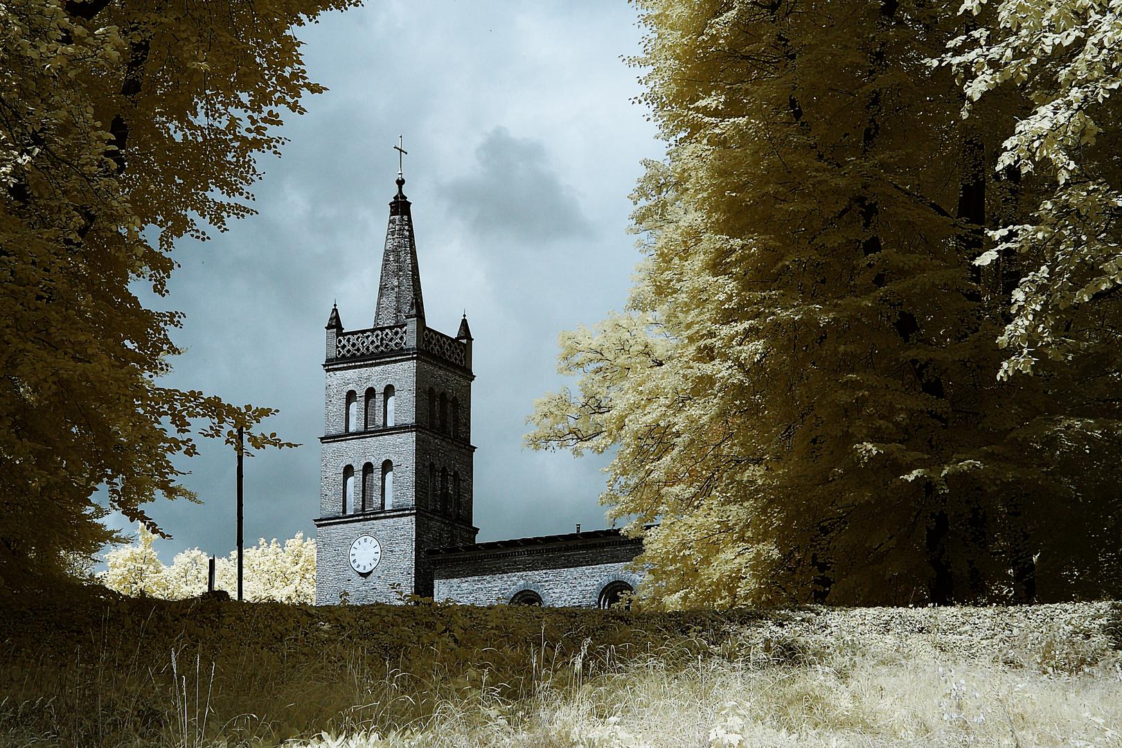 Kirche in Petzow