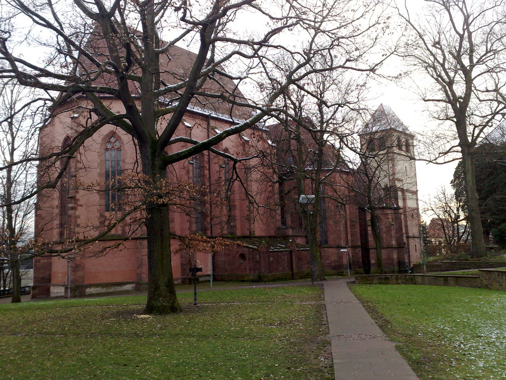 Kirche in Pforzheim 2