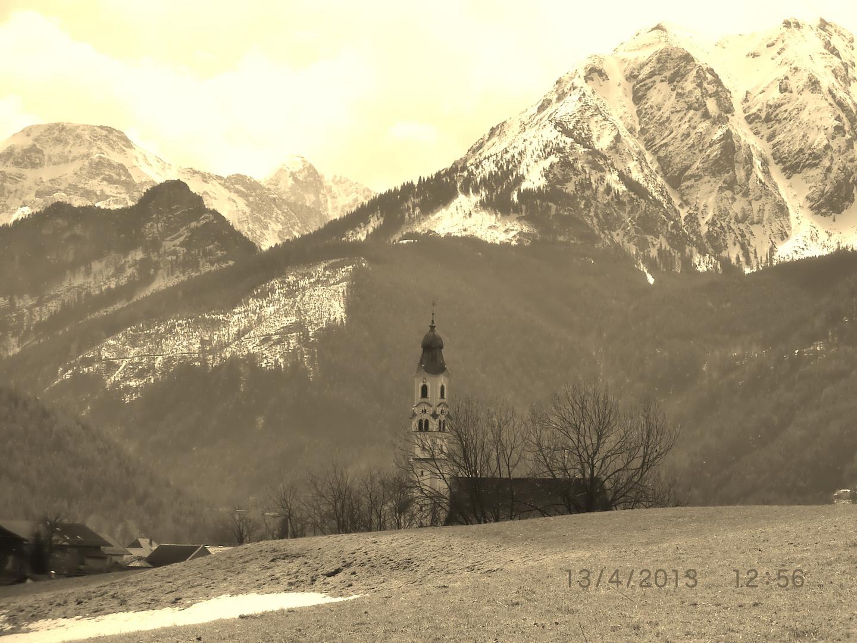 Kirche in Pfronten