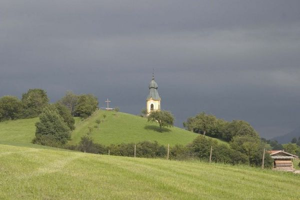 Kirche in Pfronten / Allgäu