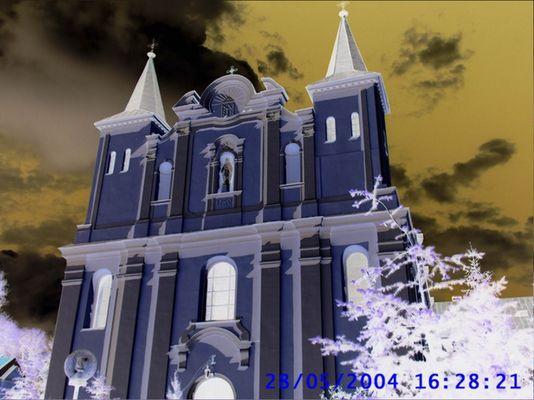 Kirche in Poland