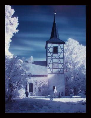 Kirche in Polkern