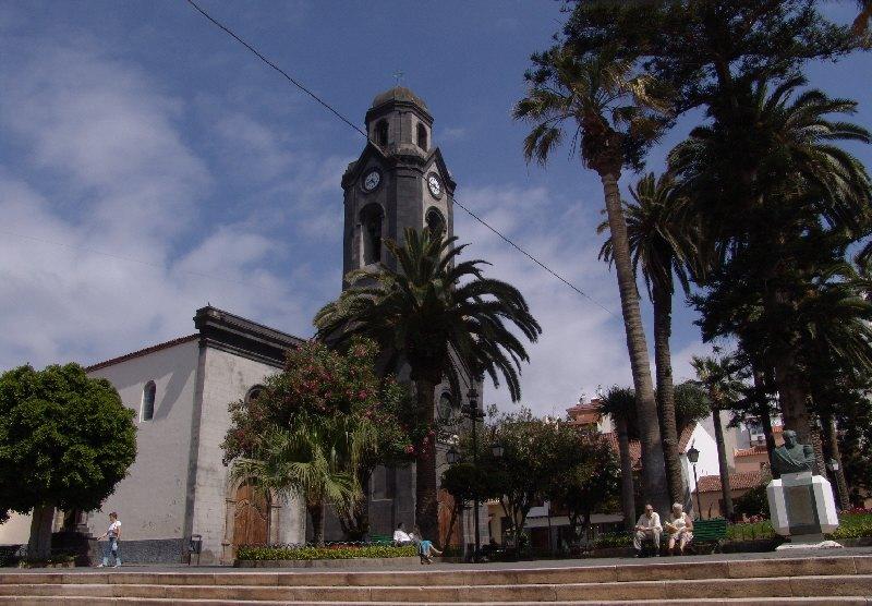 Kirche in Puerto de la Cruz