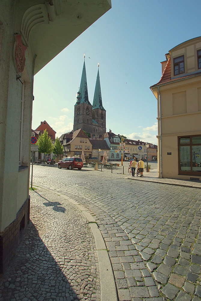 Kirche in Quedlinburg