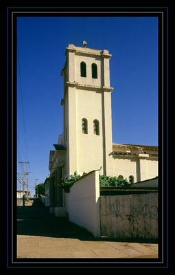 Kirche in Quintero (Chile)