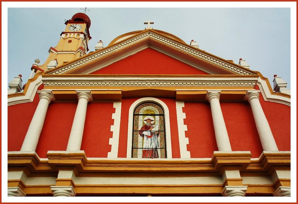 Kirche in Quoatapec