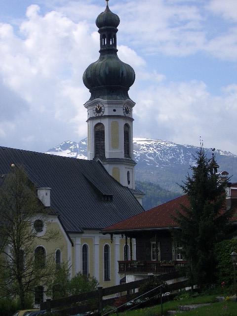 Kirche in Reit im Winkel