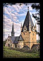 Kirche in Rossbach bei Freyburg