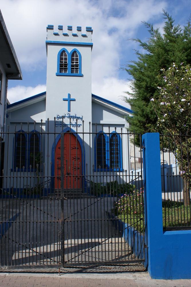 KIrche in San Jose CostaRica