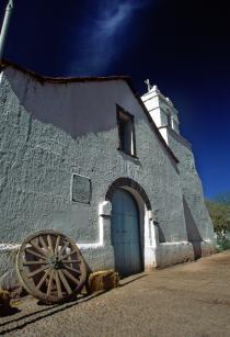 Kirche in San Pedro de Atacama