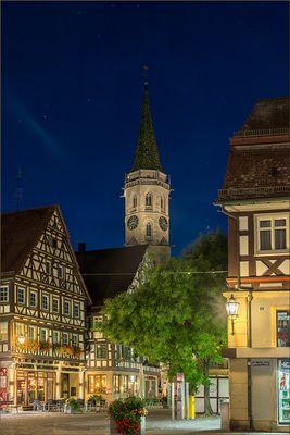 Kirche in Schorndorf