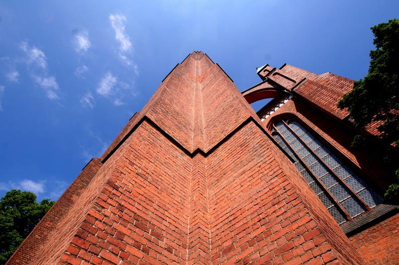 Kirche in Schwerin......