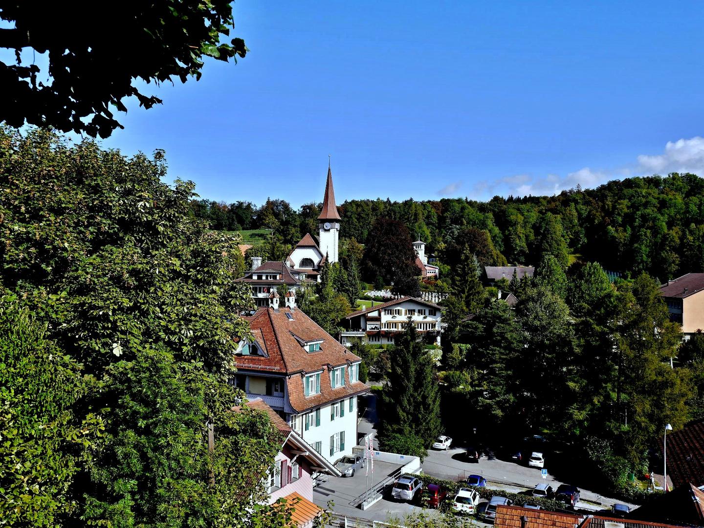 Kirche in Spiez