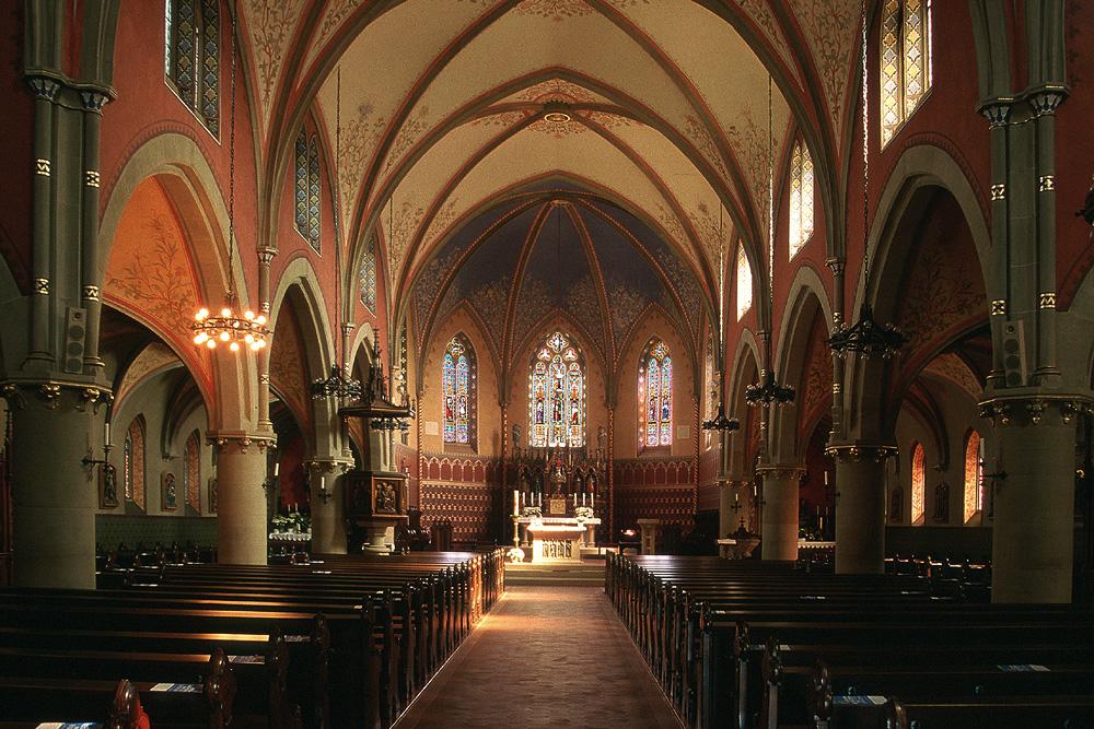 Kirche in Stetfeld