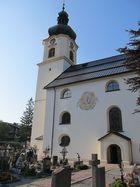 Kirche In Tannheim