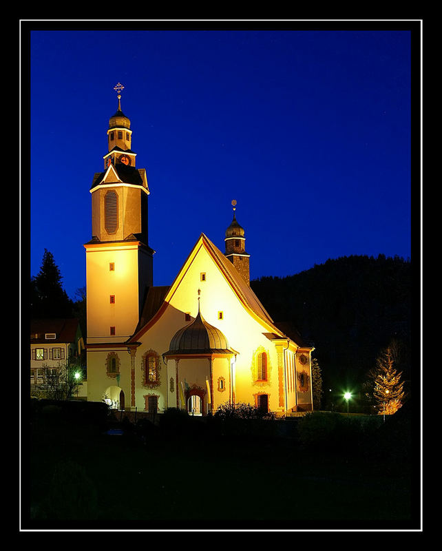 Kirche in Todtmoos