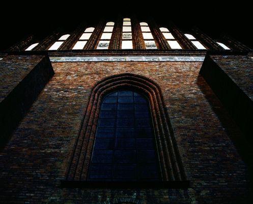 Kirche in Warschau