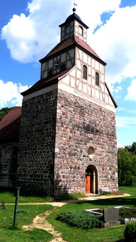 Kirche in Wildenbruch beim Seddiner See