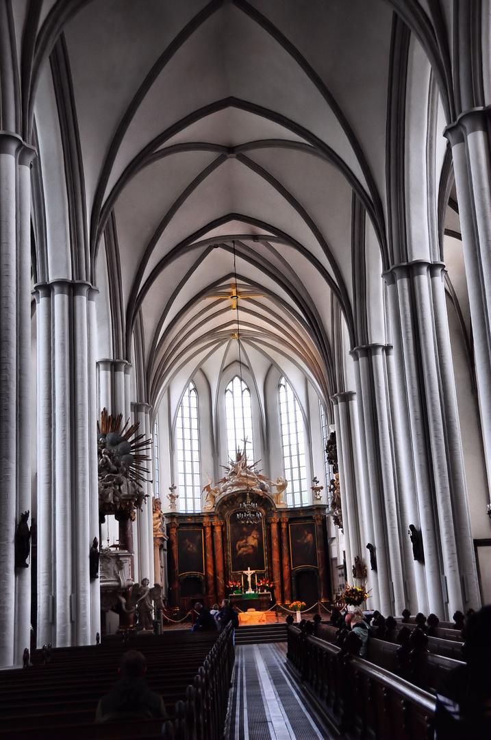 Kirche ins Berlin