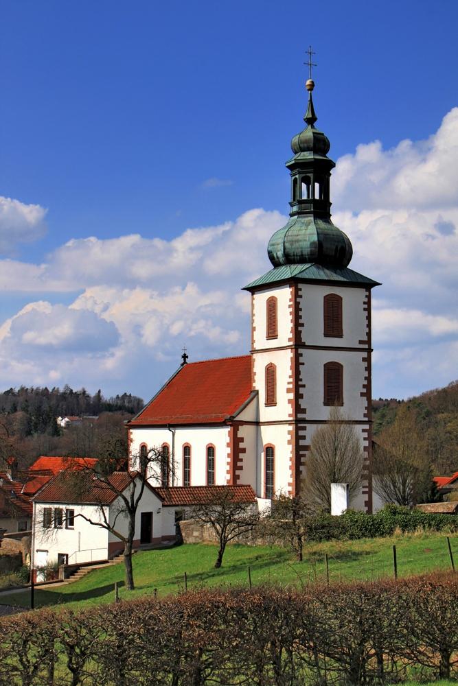 Kirche Kleinsassen